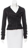 Yigal Azrouel Woven Evening Jacket w/ Tags
