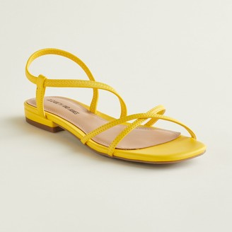 Elizabeth and James Coneflower Women's Strappy Sandals