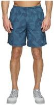Nike Dry Challenger 7 Printed Running Short Men's Shorts