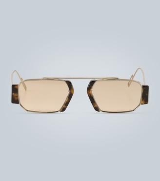 Christian Dior DiorChroma2 sunglasses tortoiseshell