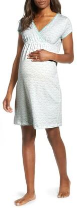 Belabumbum Maternity/Nursing Nightgown