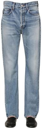 Balenciaga 22cm Cotton Denim Jeans