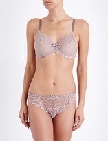 Chantelle Rive Gauche part-cup underwired bra