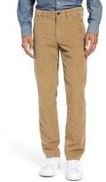 Nordstrom Men's Five-Pocket Straight Leg Corduroy Pants