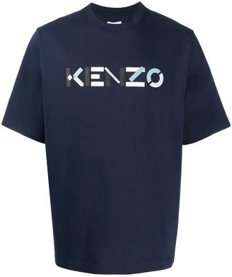 Kenzo logo shape T-shirt