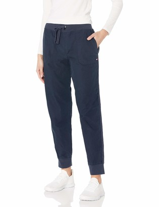 Tommy Hilfiger Women's Cargo Full Length Jogger
