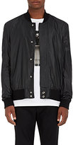 Public School Men's Tech-Taffeta Bomber Jacket