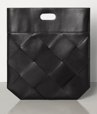 Bottega Veneta Large Top Handle Bag In French Calf