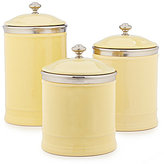 Southern Living Ceramic Canister with Lid