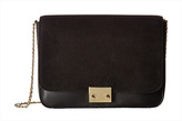 Loeffler Randall Lock Shoulder Black
