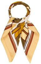 Hermes Les Coupes Scarf