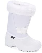 Tundra White Glacier Snow Boot