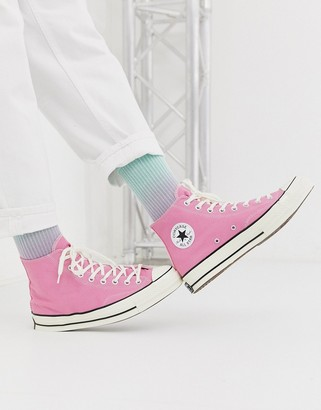 Converse Chuck 70 trainers in pink