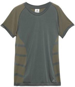 adidas Cru Printed Tech-jersey T-shirt