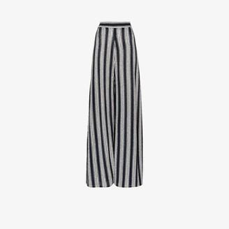 Three Graces Philippa wide leg trousers