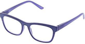 Peepers Women's Foxy Mama - Purple 2504250 Square Reading Glasses