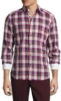 Gilded Age Men's Franklin Cotton Sportshirt
