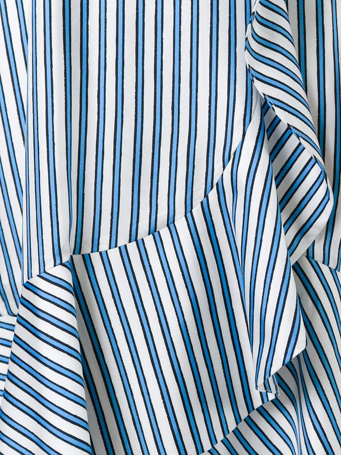 Carven striped dress