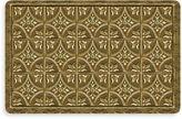Bungalow Flooring New Wave 18-Inch x 27-Inch Tin Tile Bronze Door Mat