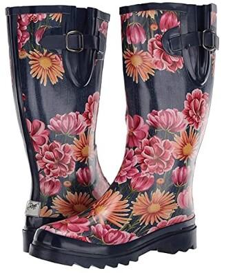 M&F Western Laiken (Denim) Women's Boots