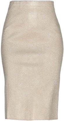OLLA PARÈG Knee length skirts