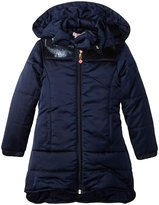 Billieblush Puffer Coat (Toddler/Kid) - Midnight Blue - 2 Years