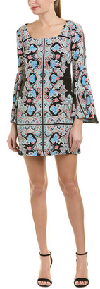 Nanette Lepore Silk Shift Dress