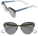 Christian Dior Diorama 55mm Retro Sunglasses