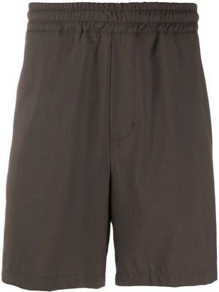 Low Brand Side Piped Seam Shorts