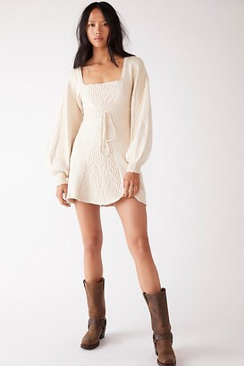 Free People Emmaline Mini Dress