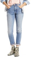 Levi's Women's 501 High Waist Skinny Jeans