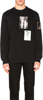 Givenchy Patch Print Sweatshirt