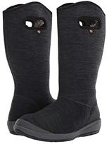 Bogs Charlie Tall (Black Multi) Women's Shoes
