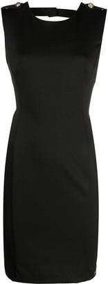 Liu Jo Sleeveless Mini Shift Dress