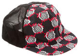 Julien David Mesh-Trimed Baseball Hat