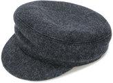 Isabel Marant Evie newsboy cap - women - Cotton/Polyester/Wool - 56