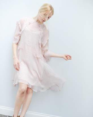 The Voewood - Floaty Dress By Second Female - M