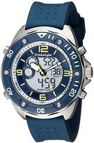 Freestyle Men's 10022922 Precision 2.0 Analog-Digital Display Japanese Quartz Black Watch