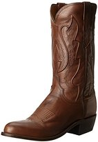 Lucchese Classics Men's Cole-Tan Ranch Hand Riding Boot