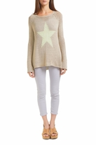 Wooden Ships Star Sweater
