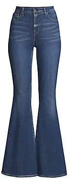 Elie Tahari Women's Leone Flare Jeans