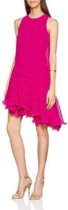 Coast Women's Peyton Party Dress, (Hot Pink 66), (Size:)