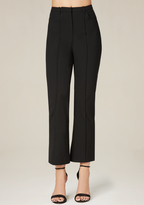 Bebe Avva Crop Trousers