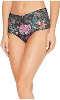 Hanky Panky Moody Blooms Retro Thong Women's Underwear