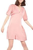 Topshop Women's Jacquard Tea Dress
