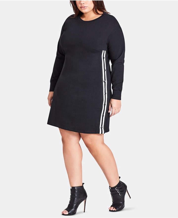 5392e028fac Plus Size Tunics - ShopStyle