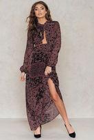 For Love & Lemons Elodi Maxi Dress