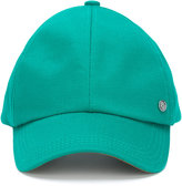 Paul Smith logo plaque cap - men - Cotton - One Size