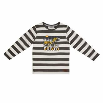 Salt&Pepper Salt & Pepper Boy's Longsleeve Load Stripe Bagger Shirt