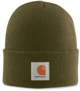 Carhartt Acrylic Watch Cap - Army Mens Branded winter ski hat beanie